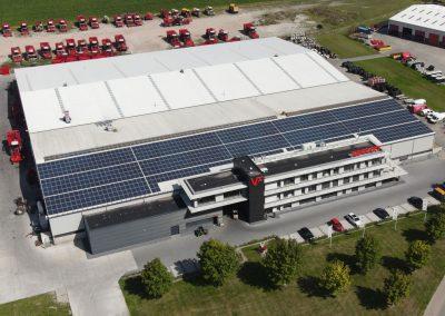 PV Instalatie Biervliet > 300 kWp